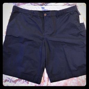 NWT Old Navy Navy Blue Bermuda Shorts 18 Plus❤️